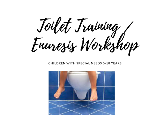 Toilet Training / Enuresis workshop